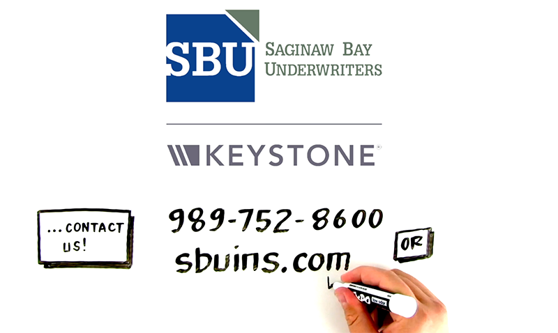 saginaw bay underwriters insurance keystone