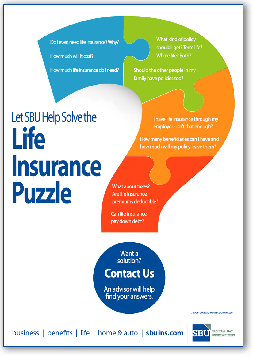 saginaw bay underwriters life insurance