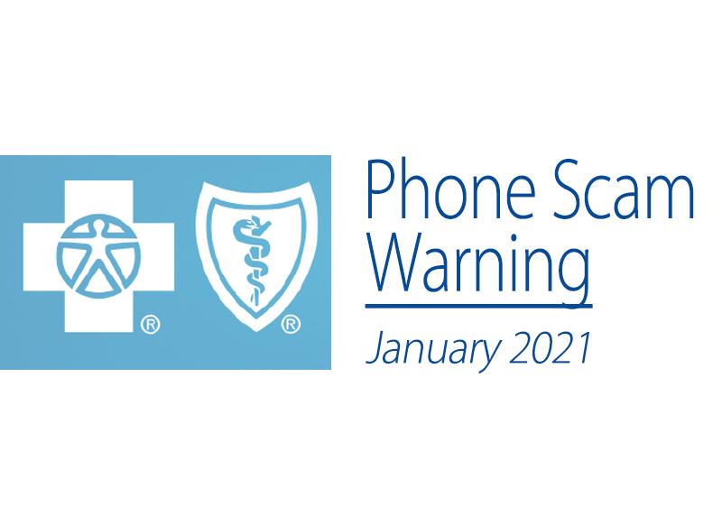 saginaw bay underwriters blue cross phone scam 2021